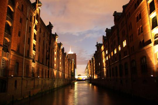 Speicherstadt - Hamburg - Germany